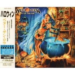 HELLOWEEN-BETTER THAN RAW CD