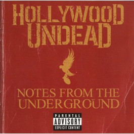 HOLLYWOOD UNDEAD-NOTES FROM...