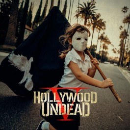 HOLLYWOOD UNDEAD-V CD