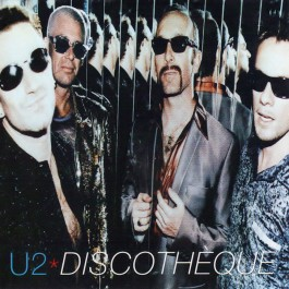 U2-DISCOTHEQUE CD