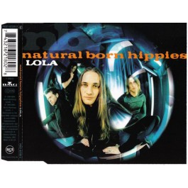 NATURAL BORN HIPPIES-LOLA CD