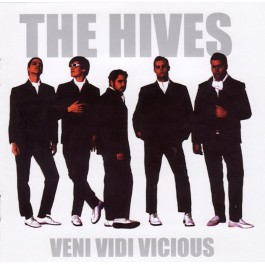 THE HIVES-VENI VIDI VICIOUS CD