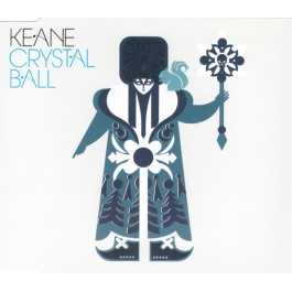 KEANE-CRYSTAL BALL CD