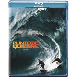 PUNTO DE QUIEBRE-BLU RAY/DVD