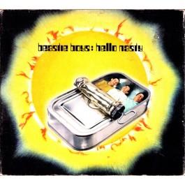 BEASTIE BOYS-HELLO NASTY CD