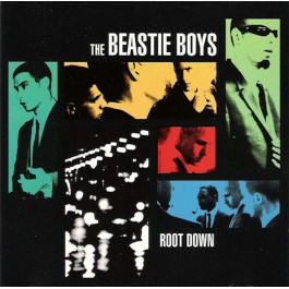 BEASTIE BOYS-ROOT DOWN CD