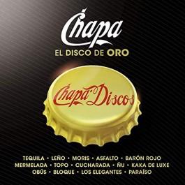 CHAPA EL DISCO DE ORO VINYL
