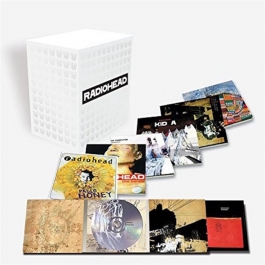 RADIOHEAD-ALBUM BOX SET CD
