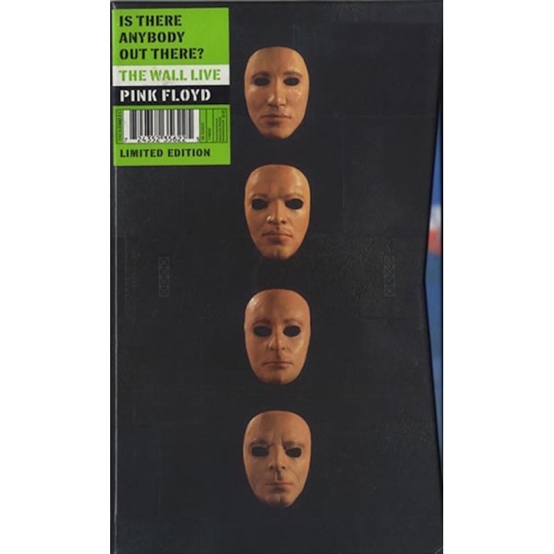 PINK FLOYD-IS THERE ANYBODY OUT THERE LIVE LIMITED EDITION CD