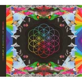 COLDPLAY-A HEAD FULL OF...