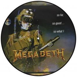 MEGADETH-SO FAR, SO GOOD......