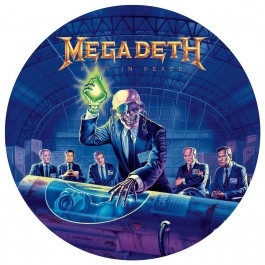 MEGADETH-RUST IN PEACE VINYL