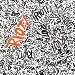 PARAMORE-RIOT CD
