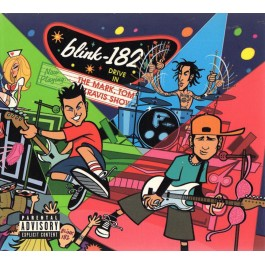 BLINK-182-THE MARK, TOM AND...