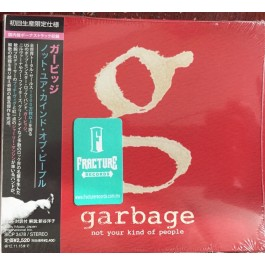 GARBAGE-NOT YOUR KIND OF...