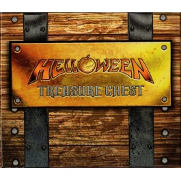 HELLOWEEN-TREASURE CHEST CD