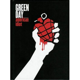GREEN DAY-AMERICAN IDIOT...