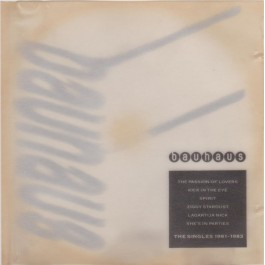 BAUHAUS-THE SINGLES CD