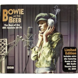 DAVID BOWIE-BOWIE AT THE...