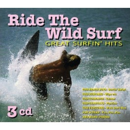RIDE THE WILD SURF-GREAT...