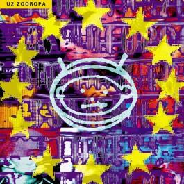 U2-ZOOROPA CD
