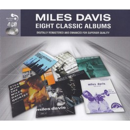 MILES DAVIS-EIGHT CLASSIC...