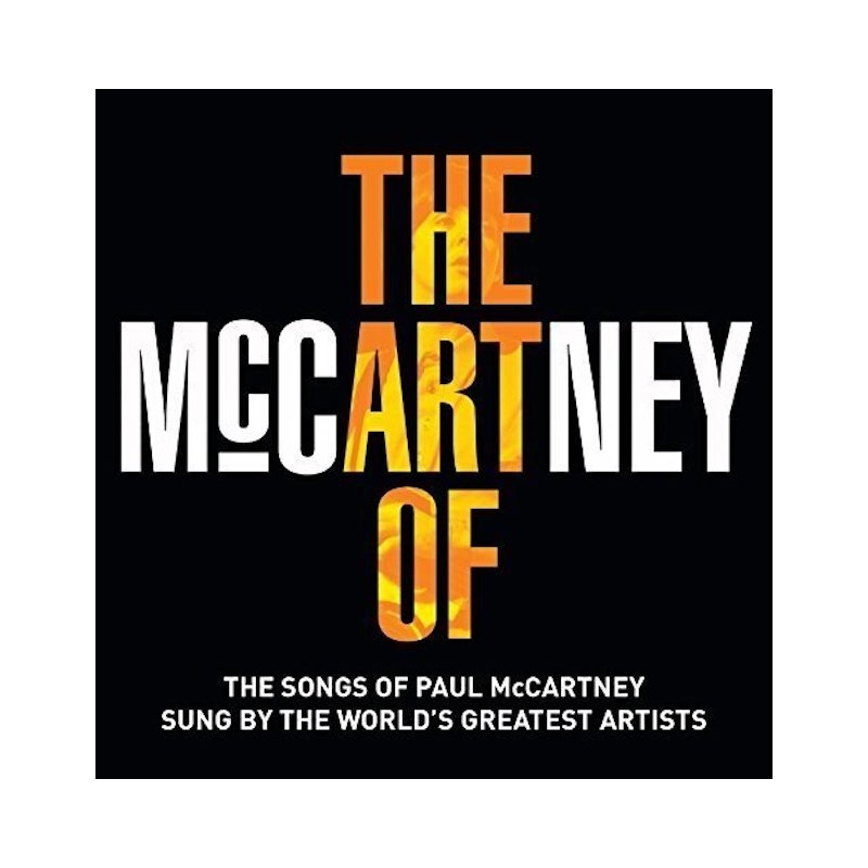 MCCARTNEY-THE ART OF CD