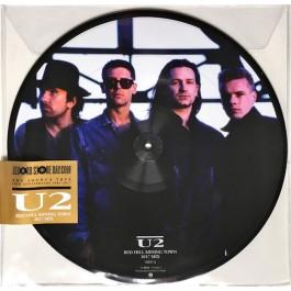 U2-RED HILL MINING TOWN VINYL