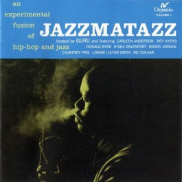 GURU-JAZZMATAZZ VOLUME 1 CD