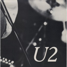 U2-I WILL FOLLOW VINYL