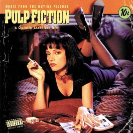 PULP FICTION-SOUNDTRACK VINYL