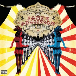 JANES ADDICTION-LIVE IN NYC...