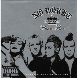 NO DOUBT-BOOM BOX CD