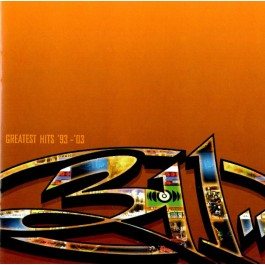 311-GREATEST HITS '93 - '03 CD
