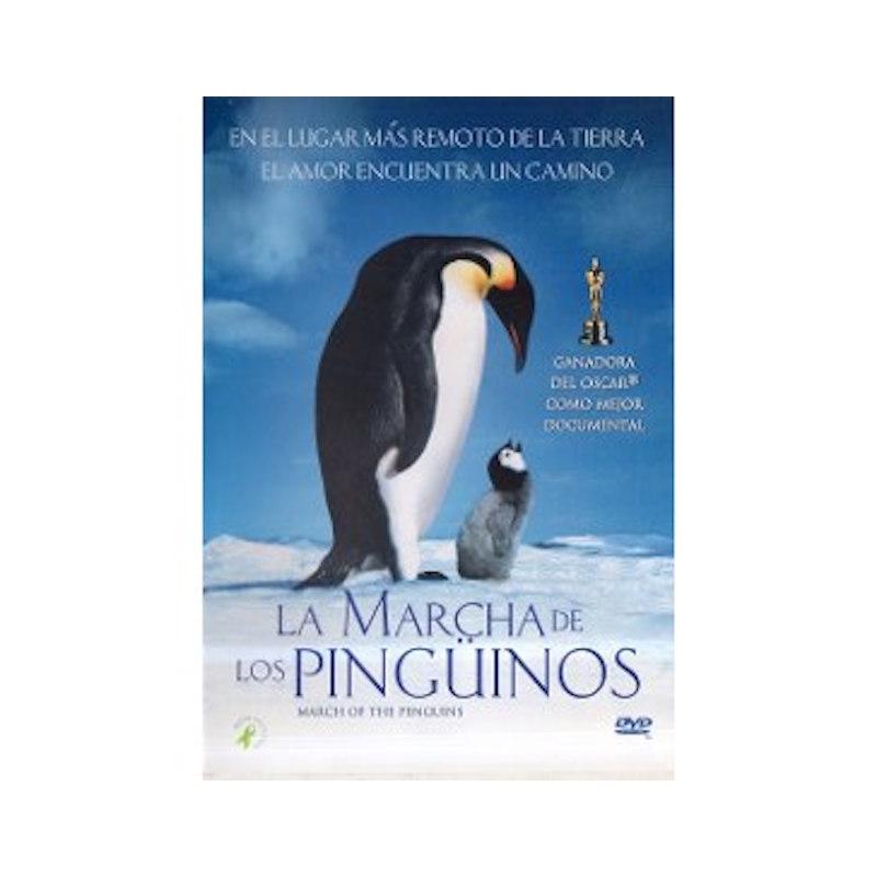 LA MARCHA DE LOS PINGUINOS-DVD