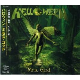 HELLOWEEN-MRS. GOD CD