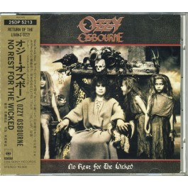 OZZY OSBOURNE-NO REST FOR...