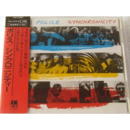 THE POLICE-SYNCHRONICITY CD