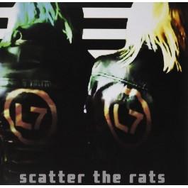 L7-SCATTER THE RATS VINYL