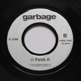 GARBAGE-PUSH IT VINYL