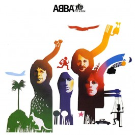 ABBA-THE ALBUM VINYL