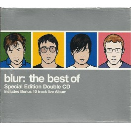 BLUR-THE BEST OF CD