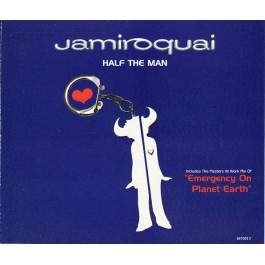 JAMIROQUAI-HALF THE MAN CD