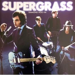 SUPERGRASS-DIAMOND HOO HA CD