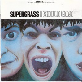 SUPERGRASS-I SHOULD COCO CD