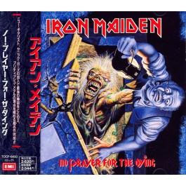 IRON MAIDEN-NO PRAYER FOR...
