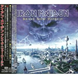 IRON MAIDEN-BRAVE NEW WORLD CD