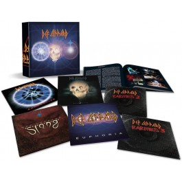 DEF LEPPARD-VOLUME TWO BOX...