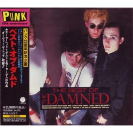 THE DAMNED-THE BEST OF CD