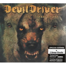DEVILDRIVER-TRUST NO ONE CD
